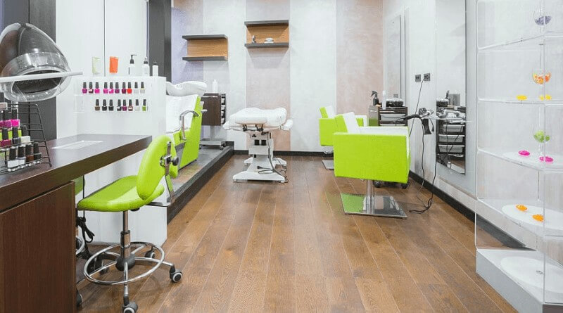 Beauty parlor about us