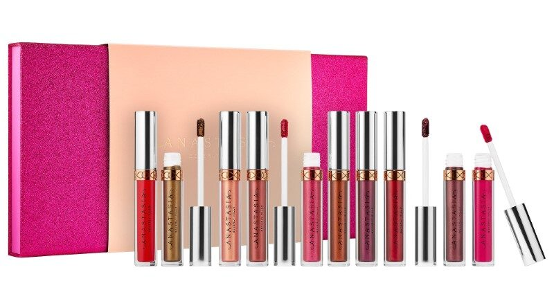 Lip gloss set for teenager